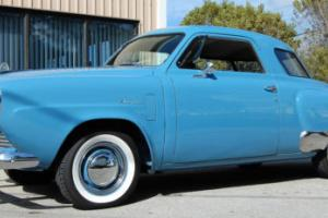 1950 Studebaker Champion, Starlight Coupe, 2 door