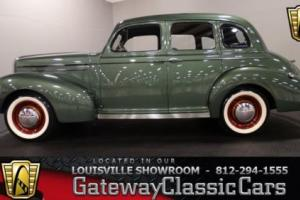 1940 Studebaker Champion 2G Photo