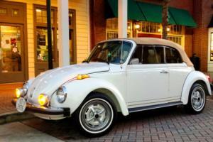 1977 Volkswagen Beetle - Classic Super Beetle