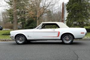 1968 Ford Mustang CONV