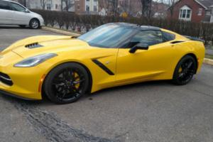 2014 Chevrolet Corvette z51 3lt with magnetic ride