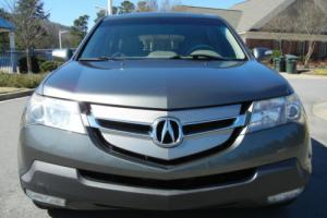 2007 Acura MDX ENTERTAINMENT DVD TECHNOLOGY PACKAGE