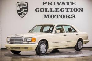1986 Mercedes-Benz 400-Series 420SEL
