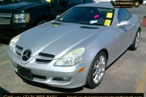 2005 Mercedes-Benz SLK-Class convertible Photo