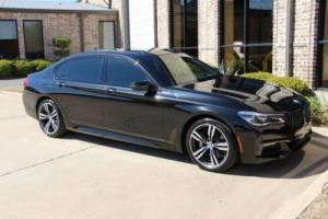 2016 BMW 7-Series 750i xDrive M Sport Photo