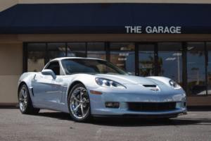 2012 Chevrolet Corvette Grand Sport Coupe 1LT