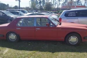 "1990 Bentley Turbo R 1990 BENTLEY TURBO ""R"" 38K ORIG MILES, CARFAX"