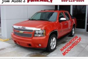 2011 Chevrolet Avalanche 4WD Crew Cab LTZ Photo