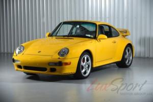1996 Porsche Carrera GT Carrera 4S