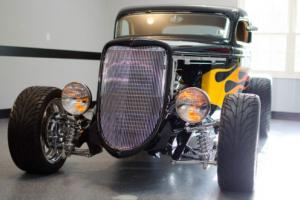 1934 Ford 3 Window Coupe - Street Rod