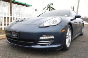 2010 Porsche Panamera 4S --