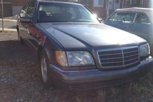 1997 Mercedes-Benz S-Class -- Photo