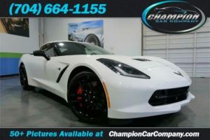 2016 Chevrolet Corvette Z51 2LT, Navigation, Back Up Camera, Loaded!