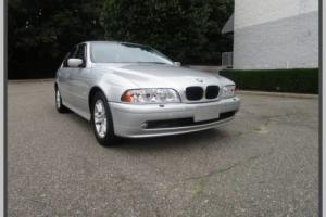 2003 BMW 5-Series 525iA Just 86k actual miles