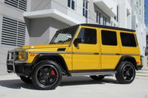 2016 Mercedes-Benz G-Class 4MATIC 4dr AMG G63 Photo