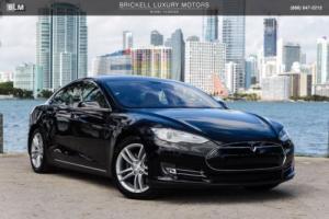 2013 Tesla Model S Base Photo
