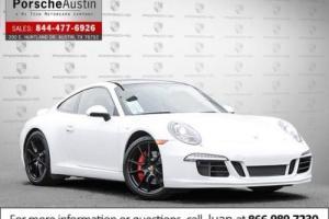 2016 Porsche 911 2dr Cpe Carrera S