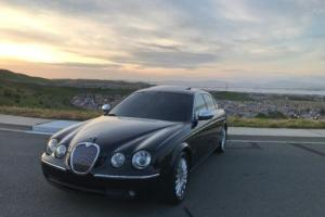 2005 Jaguar S-Type Sport