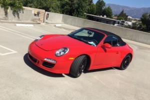2012 Porsche 911 GTS 4