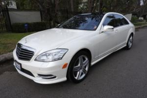 2013 Mercedes-Benz S-Class Super Clean! One Owner!