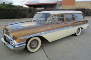 1958 Chevrolet Bel Air/150/210 Brookwood Wagon