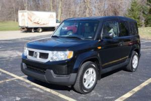 2011 Honda Element LX AWD 4dr SUV SUV 4-Door Automatic 5-Speed I4 2.4
