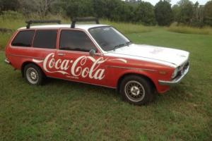 GEMINI WAGON - COKE IS IT - TD