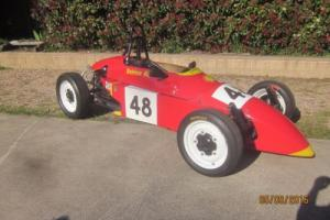 Formula Vee race car