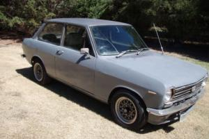 DATSUN 1000 DELUX TWO DOOR  1969 MODEL