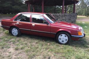1981 VH SLX Holden Commodore