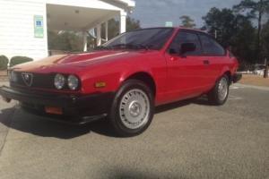 1981 Alfa Romeo Other GTV6 Photo