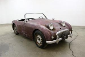 1959 Austin-Healey Bug Eye