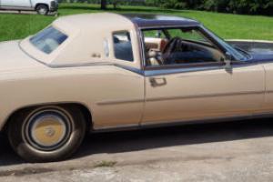 1978 Cadillac Eldorado Biarritz Photo