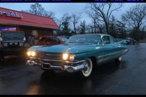 1959 Cadillac DeVille -- Photo
