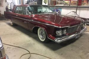 1963 Chrysler Imperial Hard Top