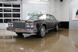 1979 Chrysler LeBaron Medallion