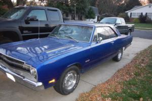 1969 Dodge Dart 4 speed GTS Photo