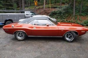 1970 Dodge Challenger Challenger