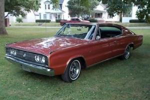 1967 Dodge Charger Fastback