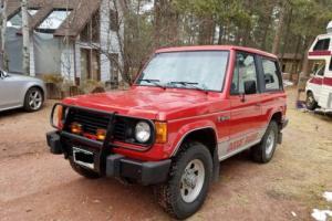 1988 Dodge RAIDER Photo