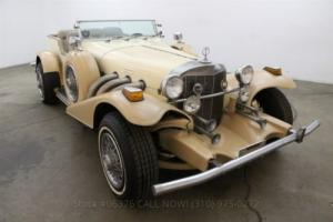 1977 Excalibur Phaeton Photo