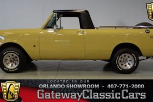 1976 International Scout Terra