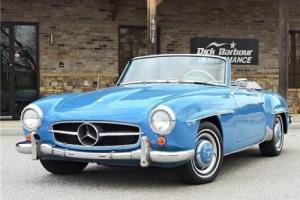 1959 Mercedes-Benz 190-Series Cabriolet Photo
