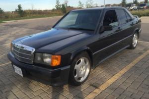 1987 Mercedes-Benz 190-Series Cosworth 2.3-16 16v 16 Valve