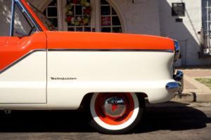 1961 Other Makes Nash Metropolitan Convertible