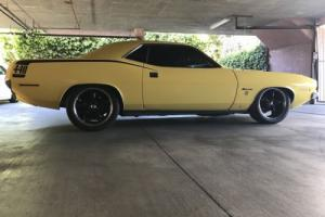 1970 Plymouth Barracuda GRAND COUPE Photo