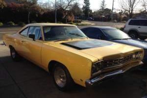 1968 Plymouth Road Runner Roadrunner