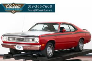1972 Plymouth Duster Numbers Matching 340