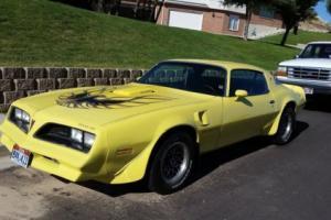 1977 Pontiac Trans Am Firebird