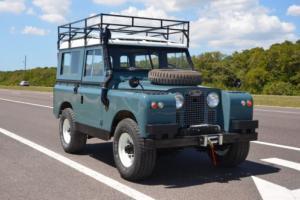 1966 Land Rover Defender